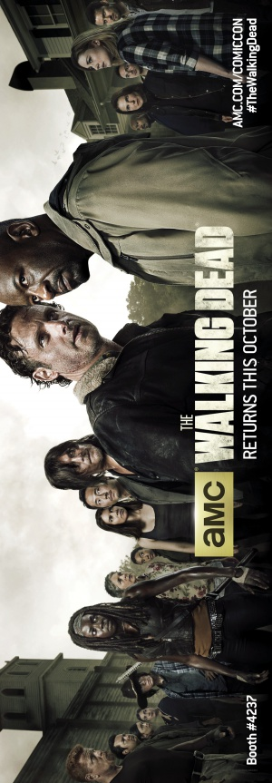 The Walking Dead 1200x3451