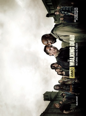 The Walking Dead 1800x2406