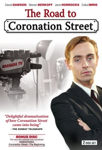 The Road to Coronation Street poster