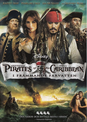 Pirates of the Caribbean: On Stranger Tides 1521x2144
