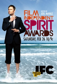 The 2011 Independent Spirit Awards poster
