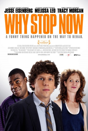 Why Stop Now? 900x1336