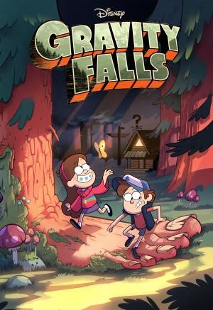 Gravity Falls 2000x2910