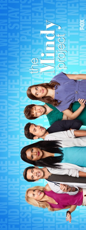 The Mindy Project 600x1600
