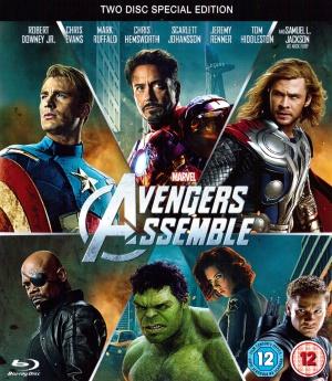 The Avengers 3011x3459