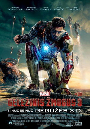 Iron Man Three 2646x3780