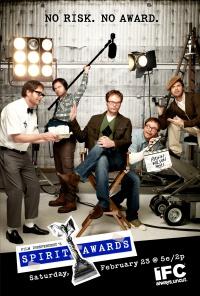 The 2013 Film Independent Spirit Awards poster