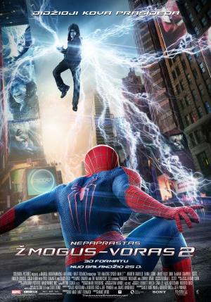 The Amazing Spider-Man 2 2480x3543