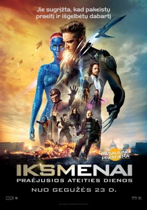 X-Men: Days of Future Past 1985x2835