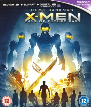 X-Men: Days of Future Past 1506x1758