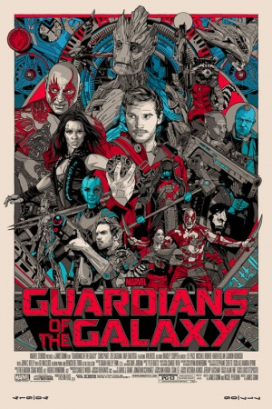 Guardians of the Galaxy 533x800
