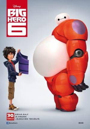 Big Hero 6 800x1142