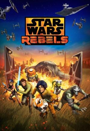 Star Wars: Rebels 3429x5000