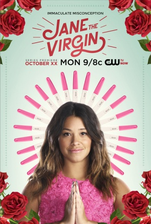 Jane the Virgin 500x740