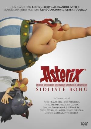 Asterix im Land der Götter 700x990