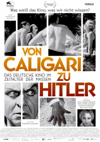 Von Caligari zu Hitler: Das deutsche Kino im Zeitalter der Massen poster