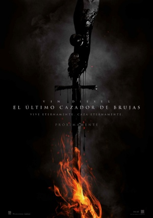 The Last Witch Hunter 2480x3543