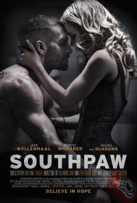 Southpaw poster