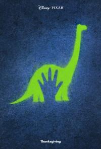 Добрий динозавр poster