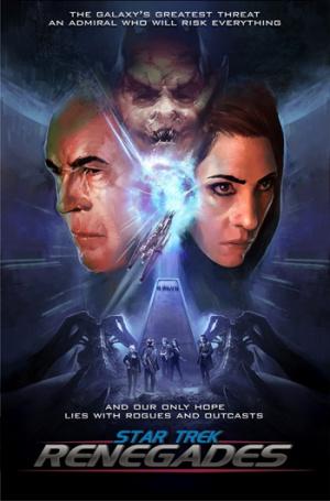 Star Trek: Renegades 350x531