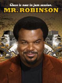 Mr. Robinson poster