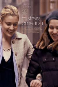 Mistress America poster
