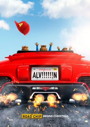 Alvin and the Chipmunks: The Road Chip 1000x1406