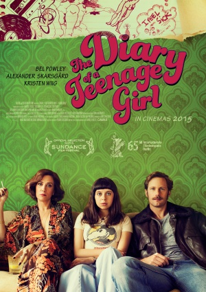 The Diary of a Teenage Girl 2119x3000