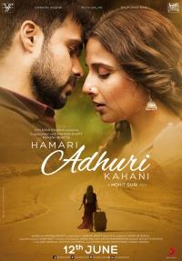 Hamari Adhuri Kahani poster