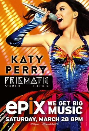 Katy Perry: The Prismatic World Tour 1519x2250