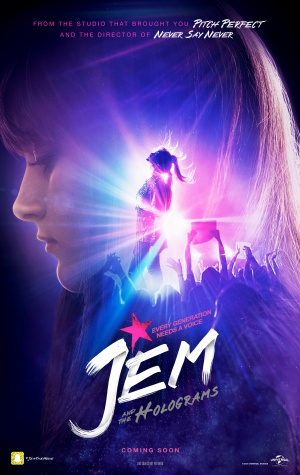 Jem and the Holograms 2400x3800