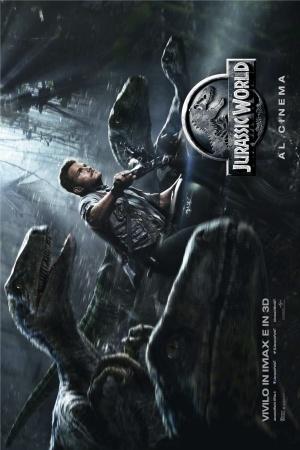 Jurassic World 2363x3544