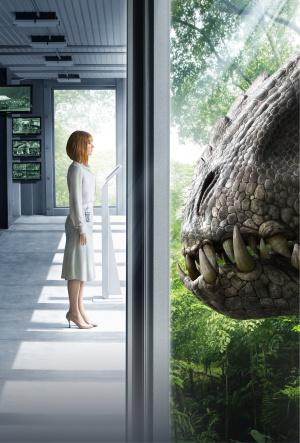 Jurassic World 3385x5000