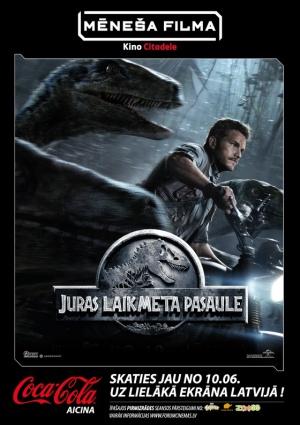 Jurassic World 560x793