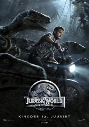 Jurassic World 450x642