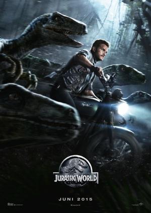 Jurassic World 2480x3508