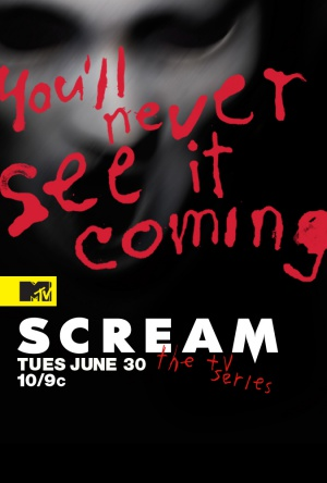 Scream: The TV Series 675x1000