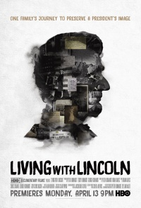 Living with Lincoln poster