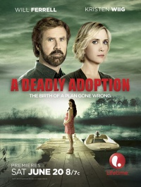 A Deadly Adoption poster