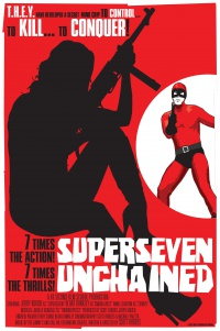 Superseven Unchained poster