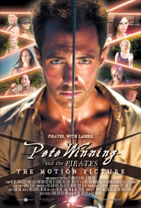 Pete Winning and the Pirates: The Motion Picture poster