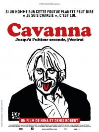 Cavanna, jusqu'à l'ultime seconde, j'écrirai poster