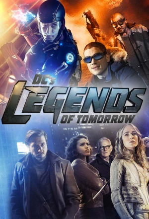 Legends of Tomorrow 680x1000