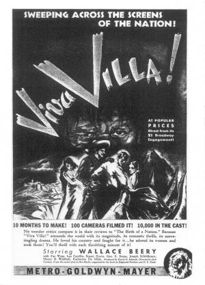 Viva Villa! 1238x1719