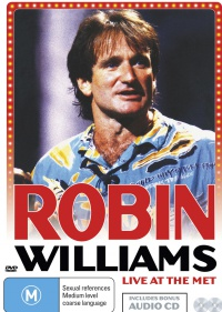 Robin Williams: An Evening at the Met poster