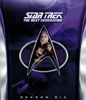 Star Trek: Nová generace 3007x3501
