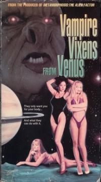 Vampire Vixens from Venus poster
