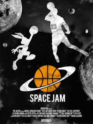 Space Jam 3000x4000