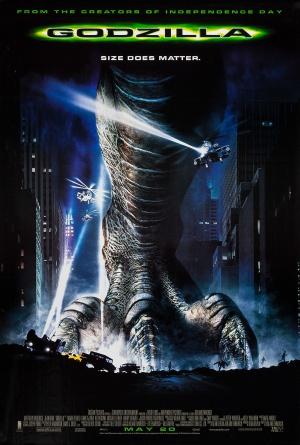 Godzilla 1995x2959