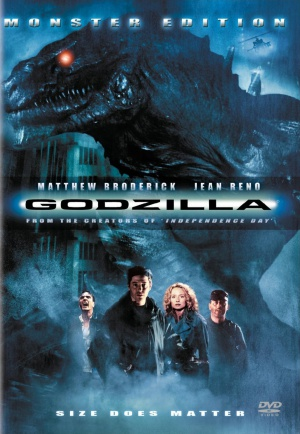 Godzilla 973x1406
